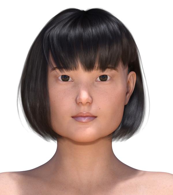 横顔のエラが目立つ人2021
