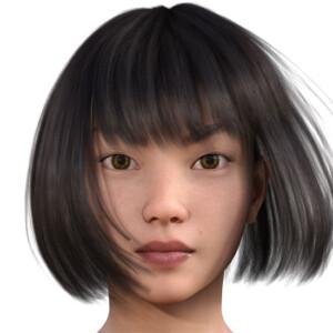 顔型診断で髪型を【あこがれのボブスタイルに!】